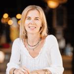 Headshot of Katja Heino from Savory Lotus