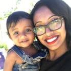 Headshot of Cendu Param from Cenzerely Yours- Motherhood, Eyeliner, Life: Just Wingin' It