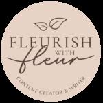Headshot of Fleur Boomsma from Fleurish with Fleur